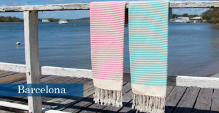 Noosa Beach Towels Barcelona