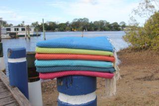 St Tropez Fouta Towel