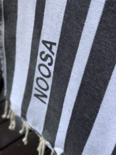 Close up of Noosa Towel